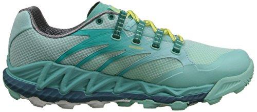 Merrell All Out Peak, Scarpe da Trail Running Donna, Orange Aventurine/Sea Blue