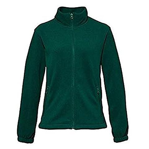 2786 - Blouson - Moderne - Femme - vert - X-Large