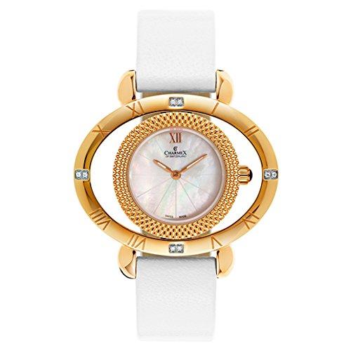 Charmex montre avec mouvement quartz suisse Woman Florence 38mm