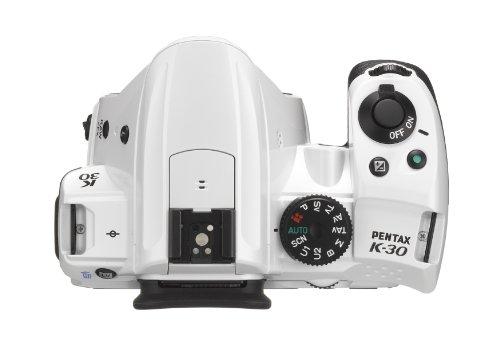 Best Pentax K-30 DSLR Camera Body Only – White (16MP, CMOS APS‐C Sensor) 3 inch LCD Reviews