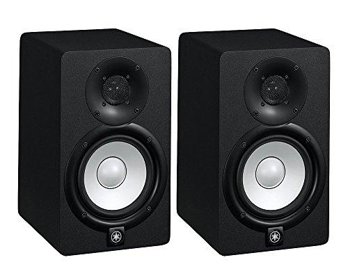 HS5 K - coppia diffusori/monitor DJ studio bi-amplificato 2 vie