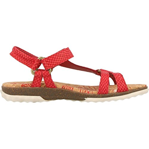 Sandali e infradito per le donne, colore Rosso , marca PANAMA JACK, modello Sandali E Infradito Per Le Donne PANAMA JACK CARIBEL SNAKE B3 Rosso Rosso
