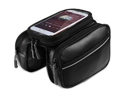 Bike Bag Bunte Fahrrad Lenker Pakete für 6 Zoll Telefon Multi-Funktions-Fahrrad-Zubehör#6