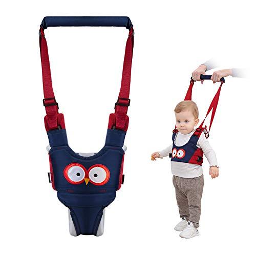 Vicloon redini primi passi, bretelle di sicurezza per bambino, detachable camminare assistente per bambino, per aiutarlo a camminare cintura protettiva sostegno portatile(blu)