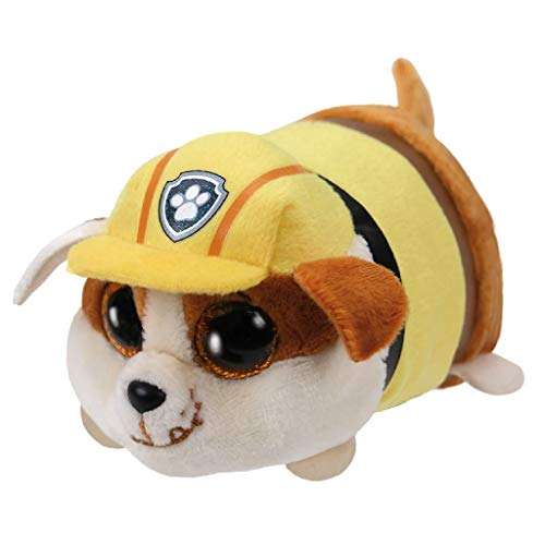Teeny Ty Paw Patrol - Rubble the Bulldog - 8cm 3""