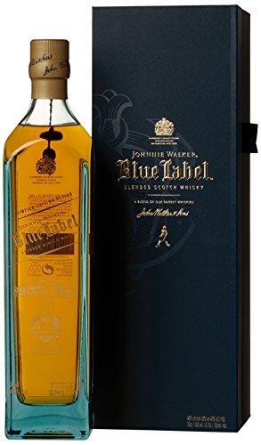Johnnie Walker Blue Label Ryder's Cup Limited Edition Blended Scotch Whisky (1 x 0.7 l) - Walker Cup