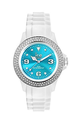 Ice-Watch - 013750 - ICE star - White Turquoise - Medium