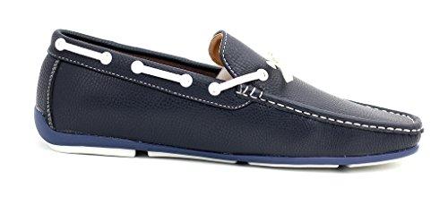 Hommes Mocassins À Enfiler Chaussures Semelle Antidérapante Mocassin Occasionnel dk.blue