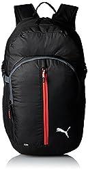 Puma 7375801 Polyester Backpack (Black)