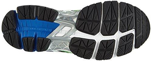 Asics GT-1000 3, Scarpe sportive, Uomo Neon Green/White/Blue 7001