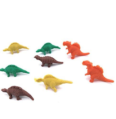 o Radiergummi bunt Dinosaurier ()
