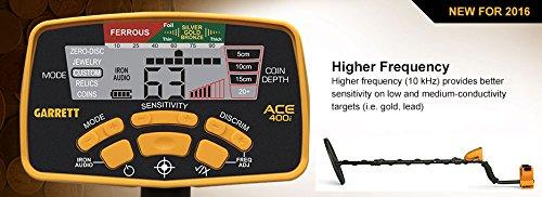 GARRETT ACE 400i Premium Set - 4