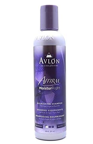 Avlon Affirm Moistur Right Nourishing Shampoo - 8.0 oz by Avlon Hair Care