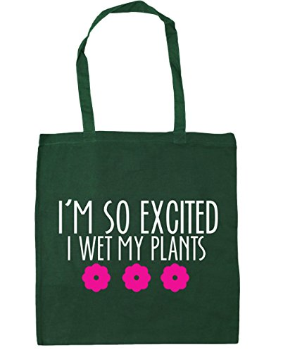 hippowarehouse-im-so-excited-i-wet-my-plants-tote-shopping-gym-beach-bag-42cm-x38cm-10-litres