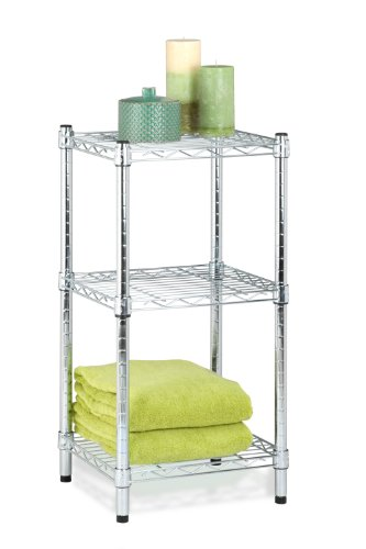 honey-can-do-shf-02217-3-tier-steel-wire-shelving-tower-chrome-14x15x30-inch