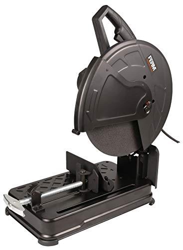 FERM Professionelle Metalltrennmaschine / Kappsäge 2300W - 355 mm