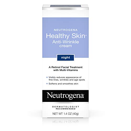 Neutrogena Healthy Skin Anti-Wrinkle Night Cream (Anti Falten, Anti Aging Nachtpflege Crème)