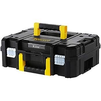 DEWALT tstak Box II Boîte avec mousse utilisation