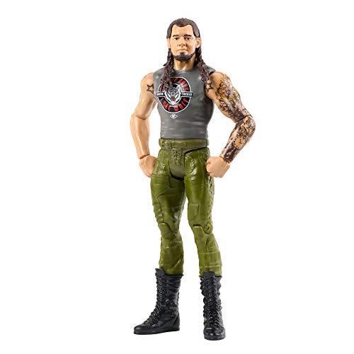 Mattel FMD43 WWE Baron Corbin 15 cm Basis Figur, Spielzeug Actionfiguren ab 6 Jahren