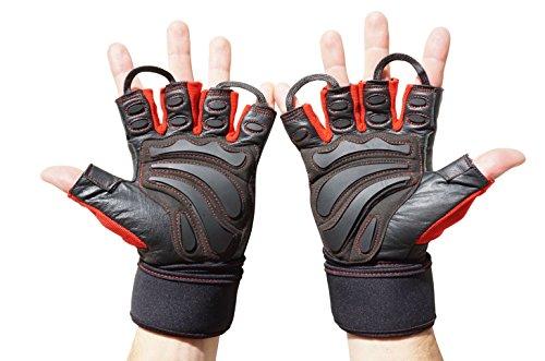 Zoom IMG-2 macciavelli guanti palestra con ammortizzazione