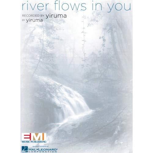 Hal Leonard - Raccolta spartiti per pianoforte, livello difficolt?: facile, 'Yiruma: River Flows in You' [lingua inglese]