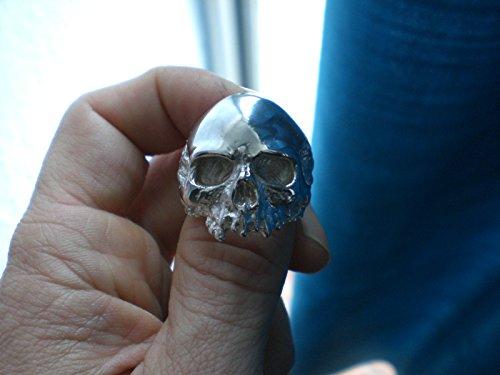 Anillo calavera plata skull ring