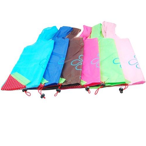 chinkyboo Unique Strawberry Folding Reusable Compact Eco Shopping Bag Nylon (View amazon detail page) ASIN: B007UMNSWS