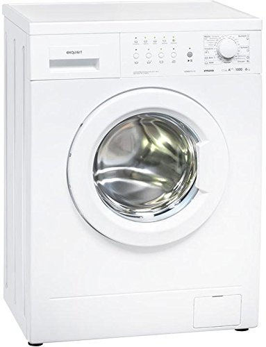 Exquisit WM 6910-10 Waschmaschine Frontlader/A++ / 1000 rpm / 6 kilograms