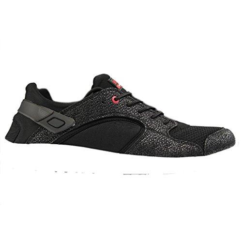 Herren Sneaker 41 42 43 44 45 46 noir BORAS Sirocco 3194-0145 schwarz