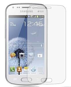 3 x Films de protection d'écran pour Samsung S7562 Galaxy S Duos - Résistant aux éraflures / Display Protective Film