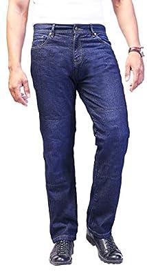 HB's Motorbike Kevlar Jeans - Motorcycle Kevlar Jeans - Free Armous