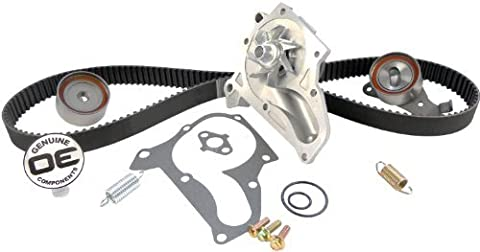 ACDelco TCKWP199 Professional Timing Belt and Water Pump Kit with Tensioner, Idler Pulley, and 2 Springs by ACDelco
