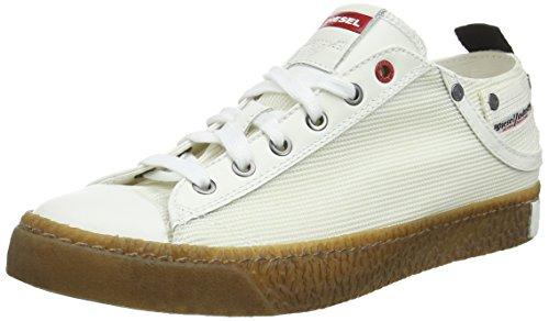 Diesel exposure low i, scarpe da ginnastica basse uomo, avorio (t1015 t1015), 44 eu