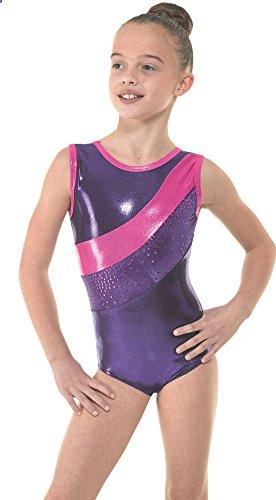 body-da-ginnastica-artistica-senza-maniche-colore-viola-con-lamina-metallica-sugar-plum-blue-taglia-