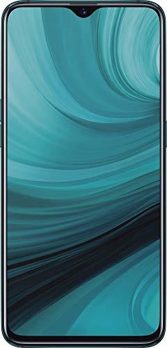 """OPPO AX7, smartphone 6,22"""" (pantalla HD+; 4GB RAM Snapdragon 450 + 64GB almacenamiento; batería 4.230 mAh, doble cámara 13Mpx + 2Mpx waterdrop, cámara trasera 16 Mpx, Android 8.1) color azul"""