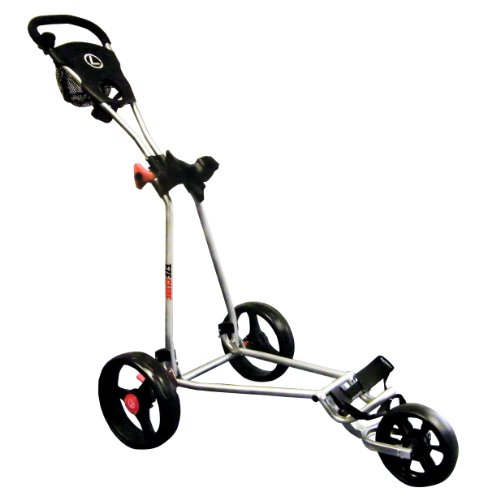 Eze Glide - Carrito de golf con 3 ruedas