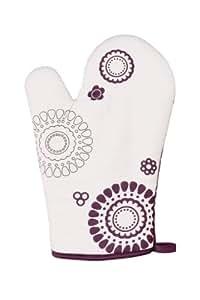 Premier Housewares Lilla Single 100% Cotton Oven Glove
