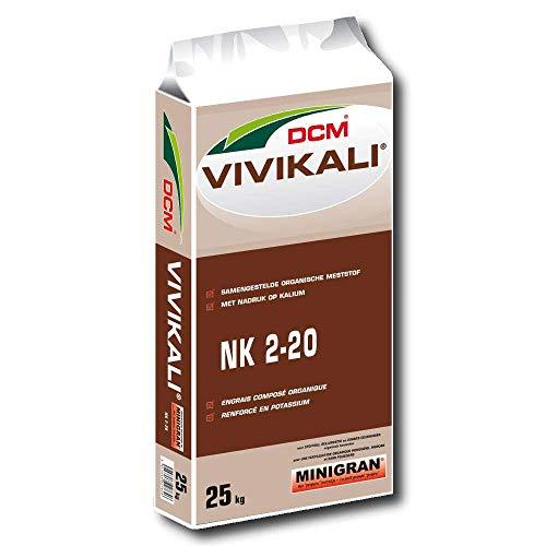 DCM Profi Öko Kaliumdünger Vivikali, 25 kg