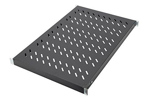 DIGITUS Professional DN-97649 - Fachboden mit variabler Tiefe zum Festeinbau in 19