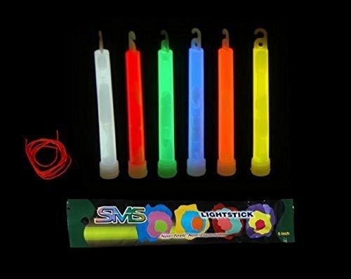 US Army Leuchtstab Knicklicht 15 cm mit 8-12 Stunden Leuchtdauer in verschiedenen Farben (Grün)