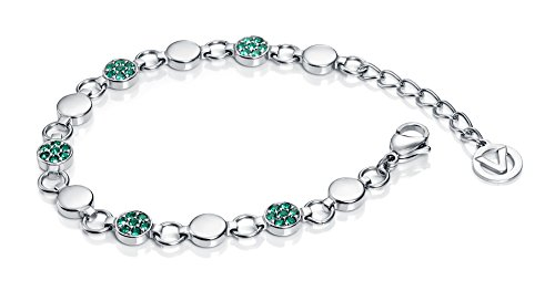 VICEROY JEWELS Mod. FASHION 50000P11016 - BRACELET-BRACCIALE - STAINLESS STEEL - CRYSTAL