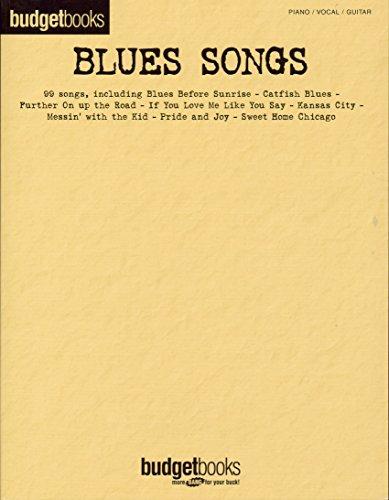 Blues Songs - für jeden Gig [Noten/sheet music] mit praktischer Notenklammer -