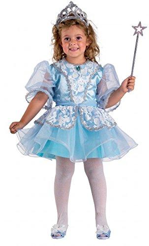 Prinzessinenkostüm Prinzessin Blaue Prinzessin, (Zurück Zeit Ideen Kostüme In Die Der)