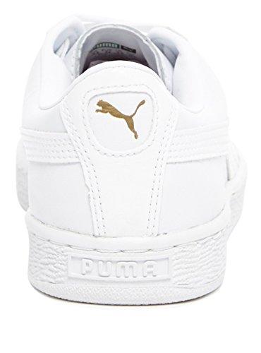 Puma Unisex-Erwachsene Animal Croc 362283 Sneaker Weiß - Weiß (White)