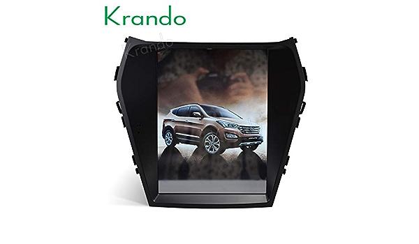 Autoradio Krando Android 8 1 10 4 Tesla Style Vertical Elektronik