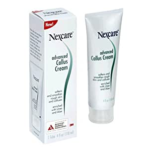 Nexcare Advanced Callus Cream 4.0 Oz.