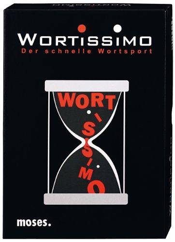 Moses 90100 - Wortissimo - Der schnelle Wort-Sport