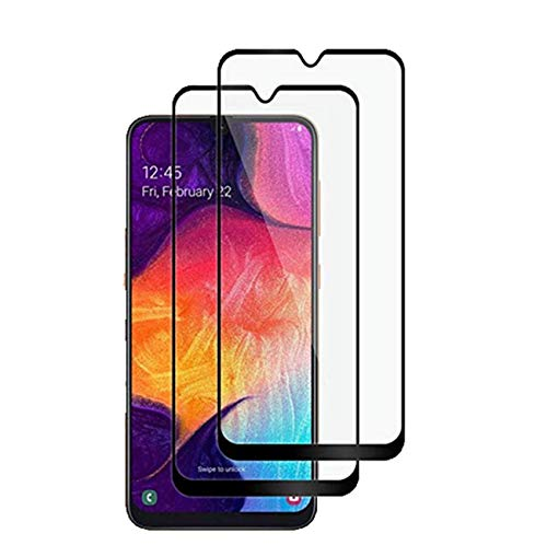 Kompatibel mit Galaxy A50 Panzerglas Schutzfolie Galaxy A70 3D Tempered Glas Schutzglas [2 Stück] HD Panzerfolie Anti-Kratzen Anti-Öl Displayschutzfolie (Schwarz, Galaxy A50) - Reflexion 2 T-shirt