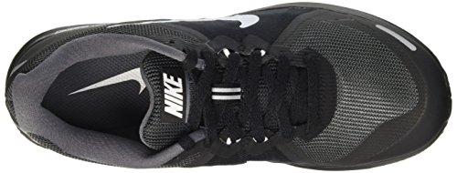 Nike Wmns Dual Fusion X 2 Scarpe da ginnastica, Donna Nero (Black/white/dark Grey)