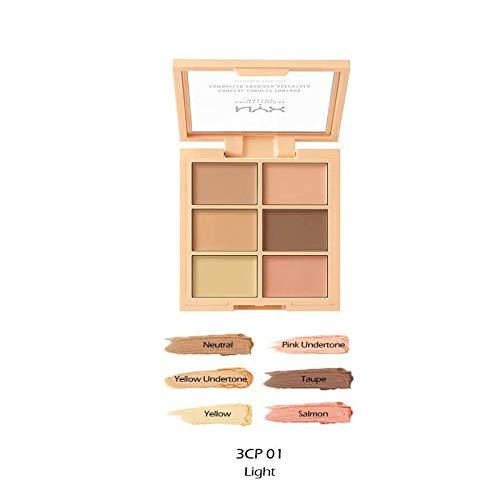 Nyx - Palette conceal, correct, contour light professional makeup